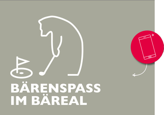 Illustration Bärenspass im Bäreal Grafenau